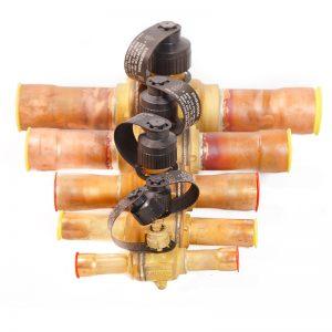 Вентиль шаровый BVE-218 (М54)